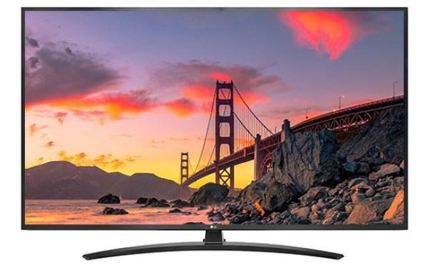 Bảng giá Smart Tivi LG 4K 43 inch 43UM7400PTA  Hệ điều hành WebOS 4.5, AI ThinQ Tìm kiếm bằng giọng nói (có hỗ trợ tiếng Việt)  Trợ lý ảo Google Assistant, Chiếu màn hình Screen Mirroring, Chiếu màn hình qua AirPlay 2