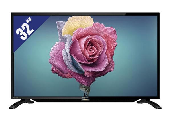 Bảng giá LED Tivi Sharp 32 inch HD 2T-C32BD1X (2020) - Bộ xử lý X2 Master Engine - Công Nghệ Âm thanh Dolby Surround - Bảo hành 2 năm