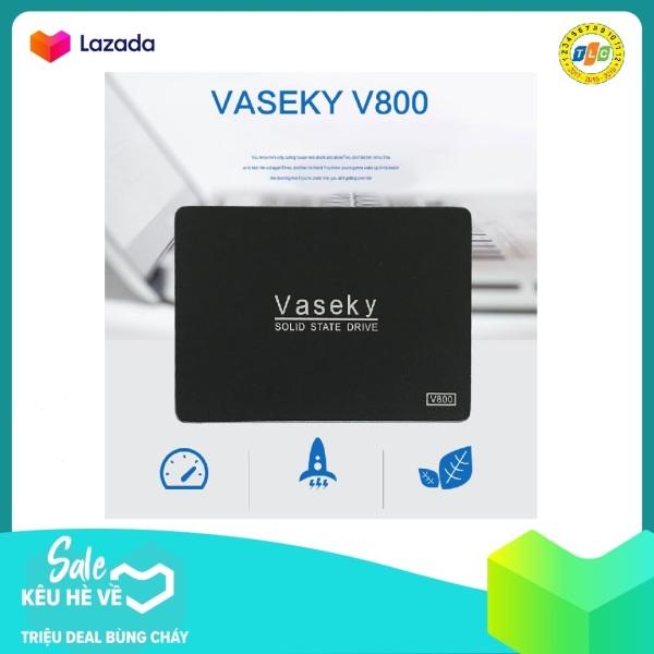 Giá Ổ cứng SSD Vaseky V800 120GB 2.5 SATA III bảo hành 36 tháng