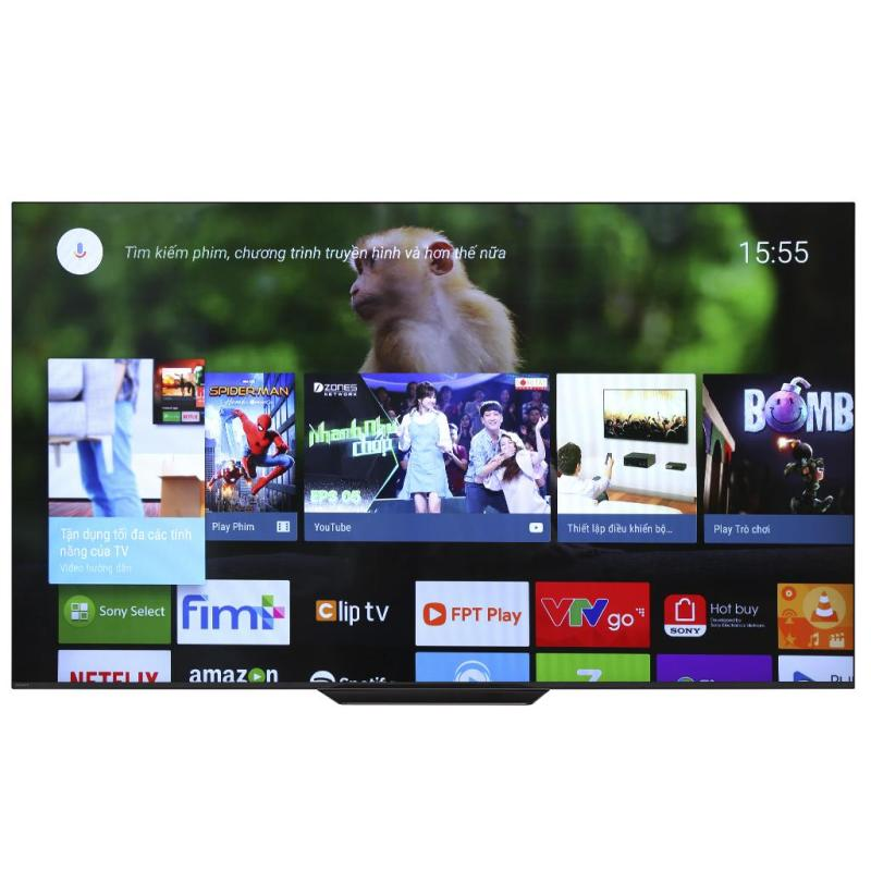 Bảng giá Android Tivi OLED Sony 4K 55 inch KD-55A8F