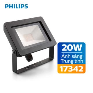 Đèn pha Philips LED My Garden 17342 20W 4000K - Ánh sáng trung tính thumbnail