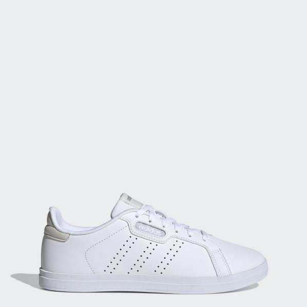 adidas TENNIS Giày Courtpoint CL X Nữ Màu trắng FW3254 giá rẻ