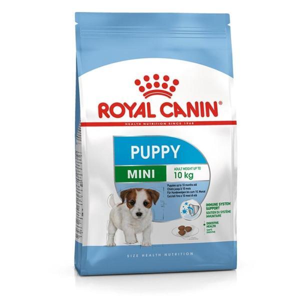 Thức ăn cho chó con Royal Canin Mini Puppy 2kg
