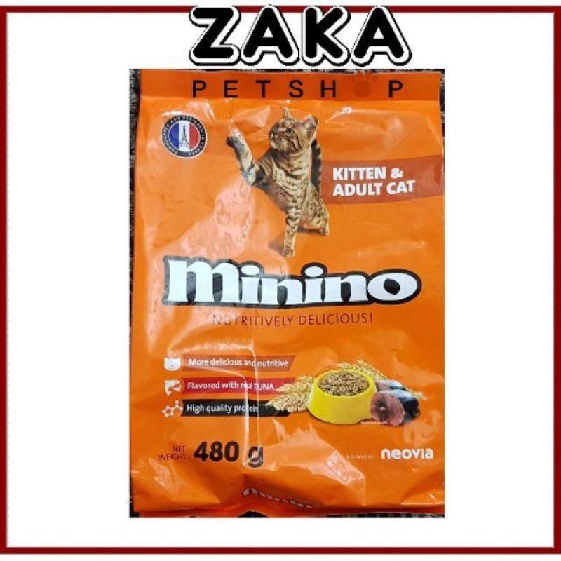 Thức ăn dành cho mèo kinio 480g