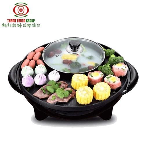 Bếp lẩu nướng đa năng HC003