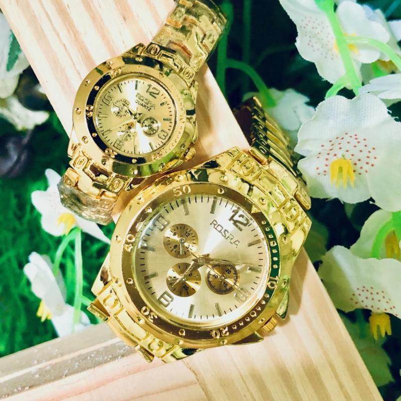 Đồng hồ thời trang nam nữ Rosra MS002