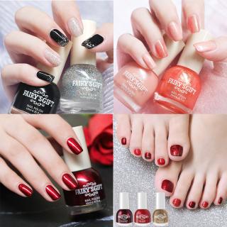 SANIYE 01 Chai sơn móng tay 10ml lên màu chuẩn mẫu N8182 - INTL thumbnail