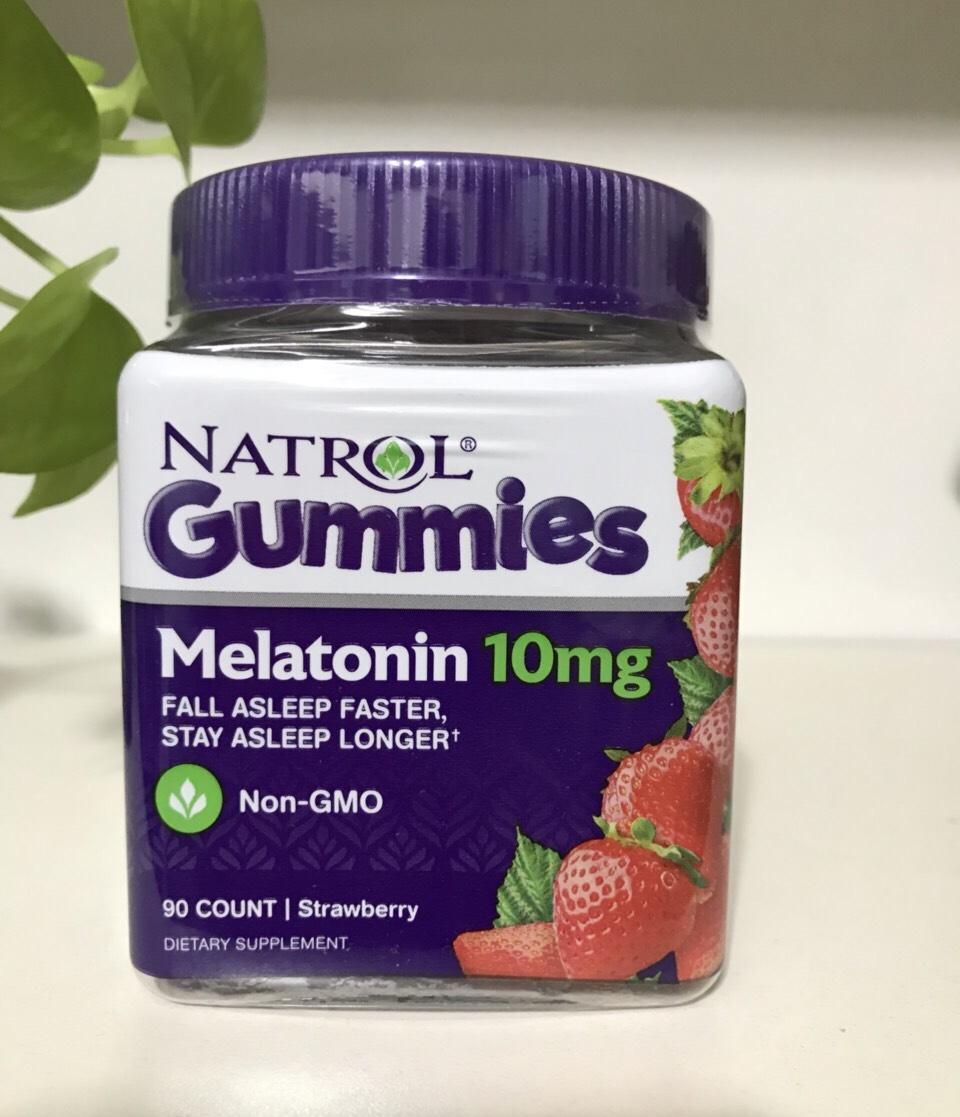 Kẹo Dẻo Natrol Gummies 90 Viên Giúp Ngủ Ngon Của Mỹ Đang Có Ưu Đãi