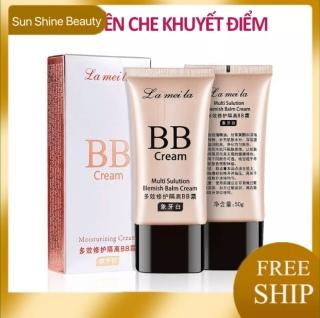 Kem nền trang điểm mỏng nhẹ BB Cream Lameila - Chính hãng nội địa Trung [ SUN SHINE BEAUTY ] thumbnail