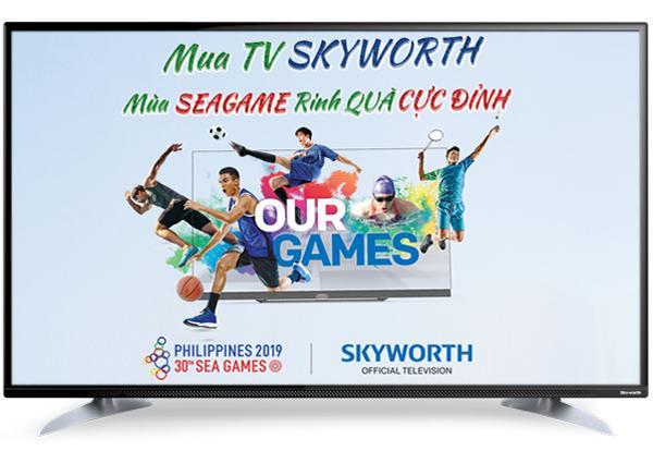 Bảng giá Tivi Skyworth 49 inch 49E350 Full HD