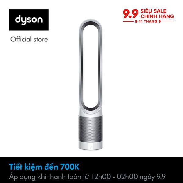 Máy lọc không khí Dyson Pure Cool™ Link Tower TP03 [Trả góp 0%] (Trắng/Bạc)- Từ Dyson Việt Nam