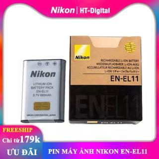 Pin máy ảnh Nikon EN-EL11 thumbnail