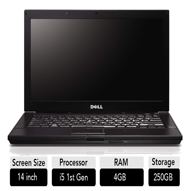 Laptop giá rẻ Dell Latitude E6410 Core i5-520M/ ram 4Gb/ Hdd 250Gb/ 14 inch học tập giải trí