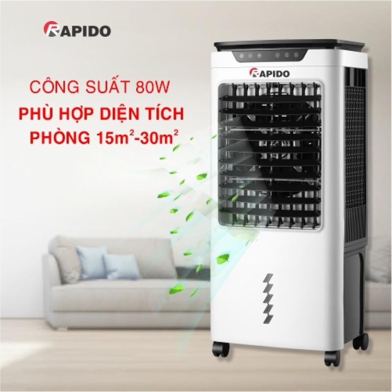 Quạt điều hòa không khí Fresh 6000D Rapido