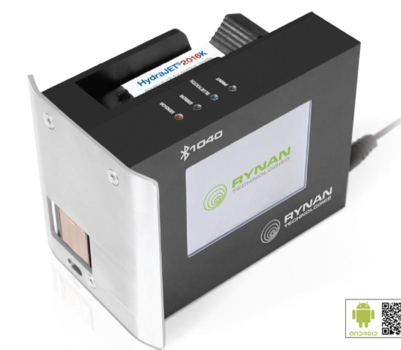 Máy in date tự động lắp trên dây chuyền hoặc băng tải