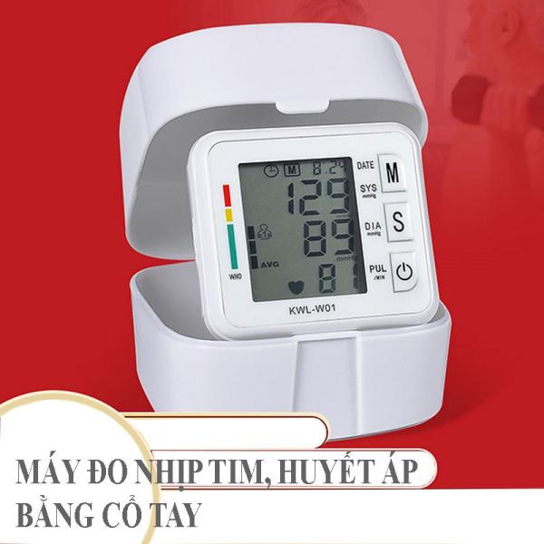 Nơi bán Máy đo huyết áp cổ tay KWL-W001 có giọng nói