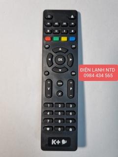 Remote Điều khiển đầu kỹ thuật số K+, Điều khiển K+, Điều khiển đầu K+ thumbnail
