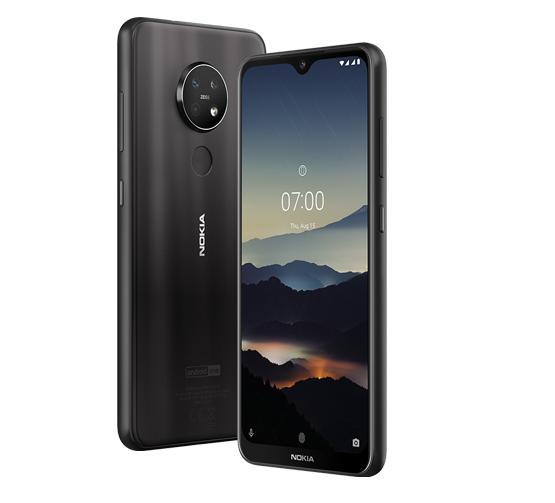 Điện thoại Nokia 7.2 4GB 64GB - hàng chính hãng