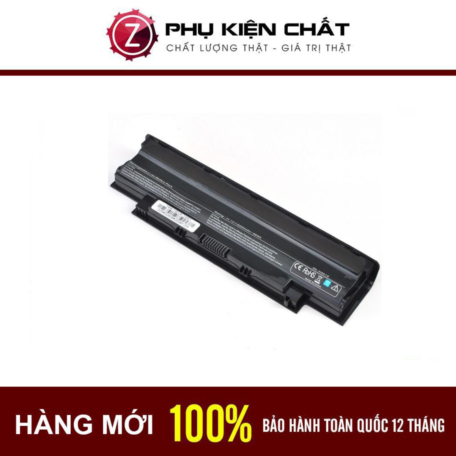 [HCM]Pin Laptop Dell Inspiron N3010 N4010 N4110 N5010 N5110! Bảo Hành Toàn Quốc 12 Tháng !