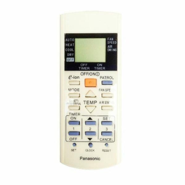 Bảng giá sản phẩm Điều khiển điều hòa Panasonic