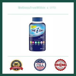 Vitamin tổng hợp cho nam giới Viên uống vitamin One A Day Men s Multivitamin Health Formula 300 viên thumbnail