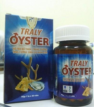 TRALY OYSTER TĂNG CƯỜNG SINH LÝ NAM GIỚI ( che tên sản phẩm khi giao hàng)