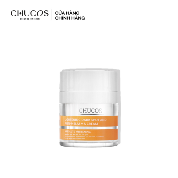 Kem nám Chucos Lightening Darkspot & Anti Melasma Cream (30ml) giá rẻ