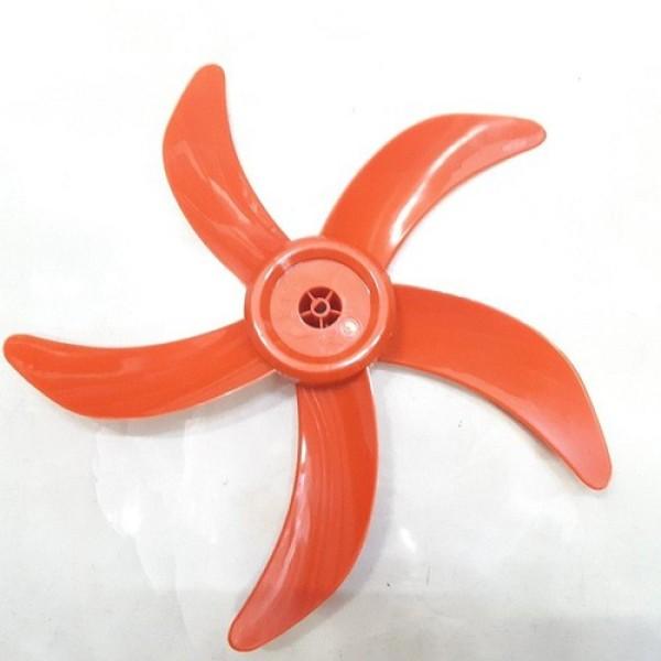Phụ kiện quạt - Cánh quạt nhựa dẻo 5 cánh loại tốt C40- 40cm