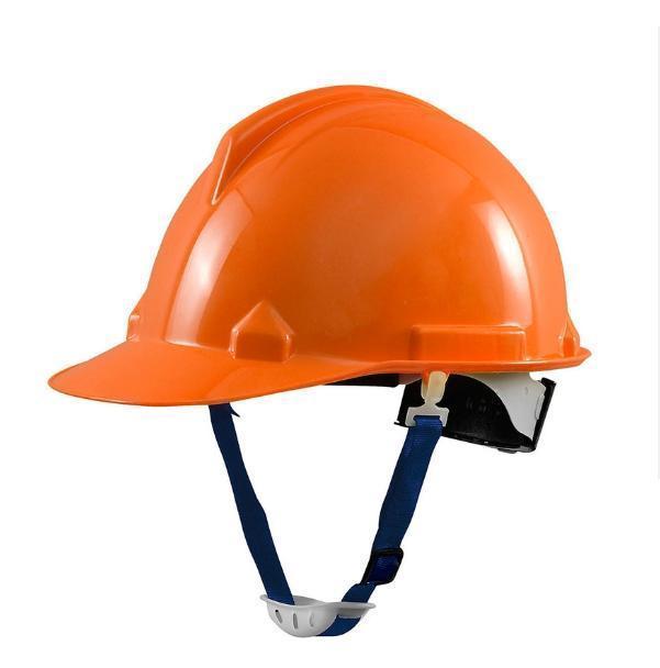 Mũ Bảo Hộ Thùy Dương Cách Điện 3kv Có Nút Vặn An Toàn- Tặng Găng Tay Len Bảo Hộ Lao Động