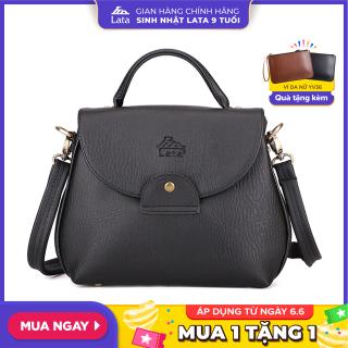 [TỪ 6.6 TẶNG YV36] Túi đeo chéo thời trang nữ LATA HN63 thumbnail