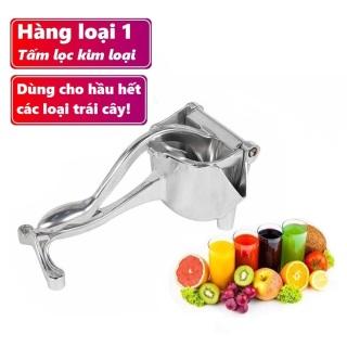 Dụng cụ ép trái cây bằng tay chất liệu hợp kim nhôm cao cấp, dụng cụ ép nước hoa quả đa năng thumbnail