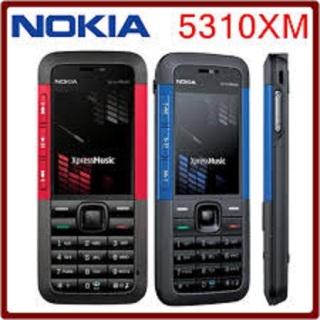 Điện thoại giá rẻ Nokia 5310 xpressmusic - Nghe Nhạc Siêu Hay - Tặng kèm pin + sạc thumbnail