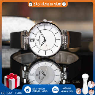 Đồng hồ nữ Daniel Klein DK12079, chính hãng full box, chống nước, hàng phân phối chính thức thumbnail