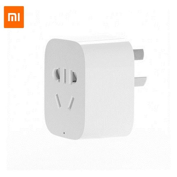 Ổ cắm wifi Xiaomi Mi Smart Socket ổ cắm thông minh điều khiển từ xa quá wifi công tắc điều khiển từ xa hẹn giờ bật tắt thiết bị điện qua wifi/3G/4G công tắc hẹn giờ, ổ cắm hẹn giờ, công tắc điện thông minh, ổ cắm đa năng
