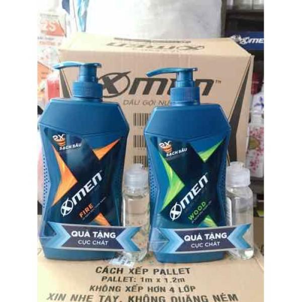 [HCM]Sữa Tắm, dầu gội, tắm gội  Xmen Fire 650g, Wood 650g. nhập khẩu