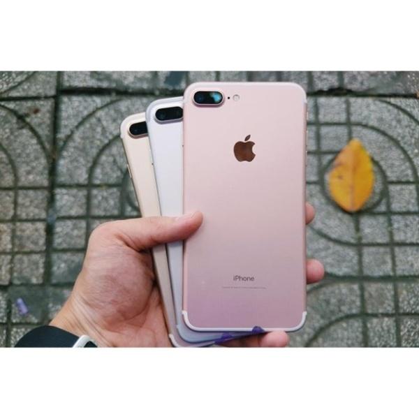 Điện thoại iphone 7 plus 32/128gb chính hãng - tặng kèm phụ kiện, cam kết máy zin chức năng tốt