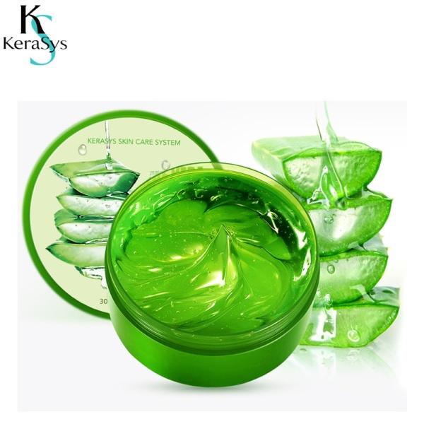 Gel Nha Đam KeraSys Aloe Vera 92% Soothing Gel Kerasys KS Aloe Vera Gel (300ml) Smoothing Gel giá rẻ