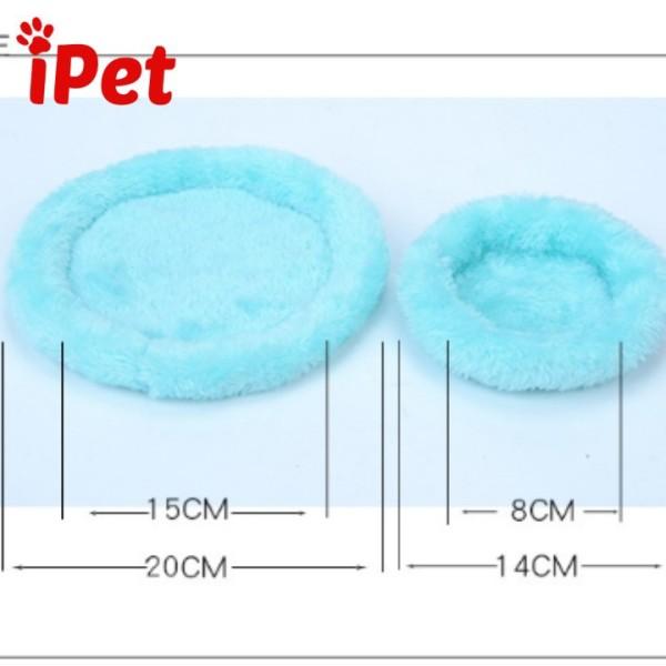 Phụ Kiện Nệm Ngủ Cho Hamster Nhỏ - iPet Shop
