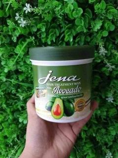 KEM Ủ DƯỠNG TÓC Jenna BƠ 500ML Thái Lan SIÊU MƯỢT thumbnail