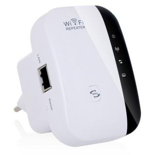 Thiết bị kích Sóng Wifi Wireless-N WiFi Repeater cực mạnh thumbnail