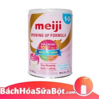 Sữa bột Meiji Nhập khẩu Nhật số 1 800g (Dành cho trẻ từ 1 - 3 tuổi) thumbnail