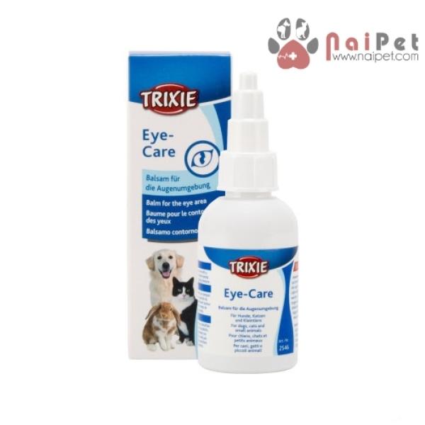 Nước Vệ Sinh Mắt Dung Dịch Chăm Sóc Bảo Vệ Mắt Trixie Eye Care 50ml