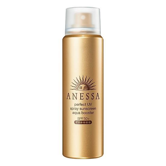 Xịt chống nắng Anessa Perfect UV Spray 60gv