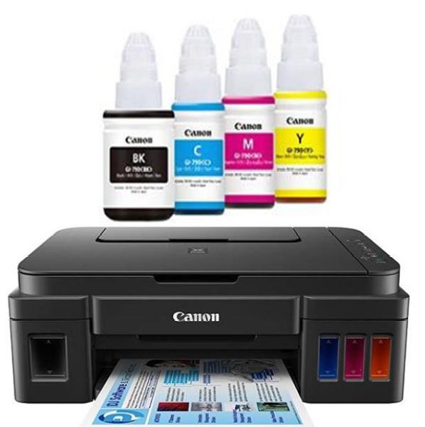 Bộ mực bóc máy CanonG1000, G1010, G2000, G2010, G3000, G3010, G4000, G4010