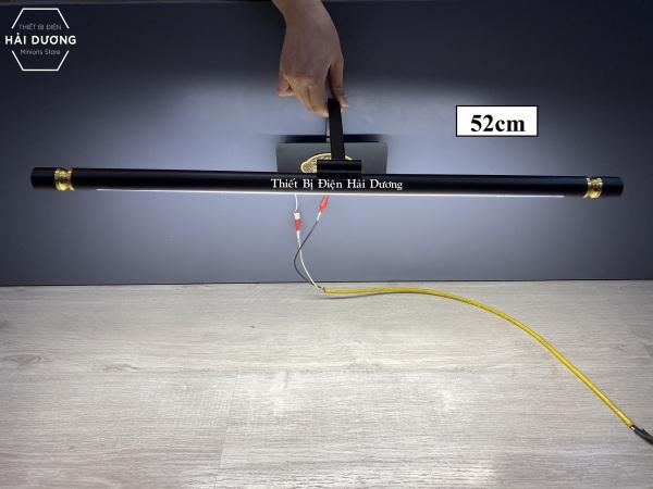 Đèn soi tranh - Đèn rọi gương Led Đèn soi gương cổ điển Model 1100 24w ánh sáng trắng ấm trung tính 4000K - Điều chỉnh được góc chiếu
