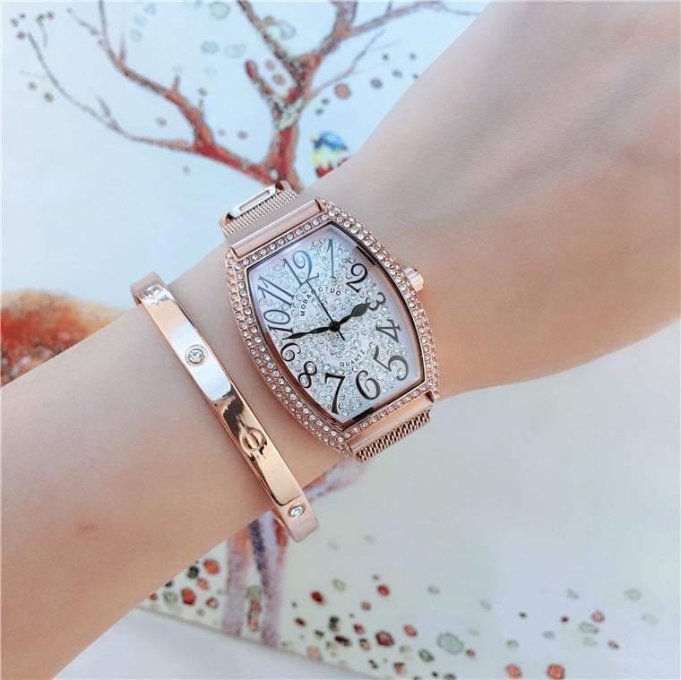Đồng hồ nữ cao cấp MH68 bán chạy