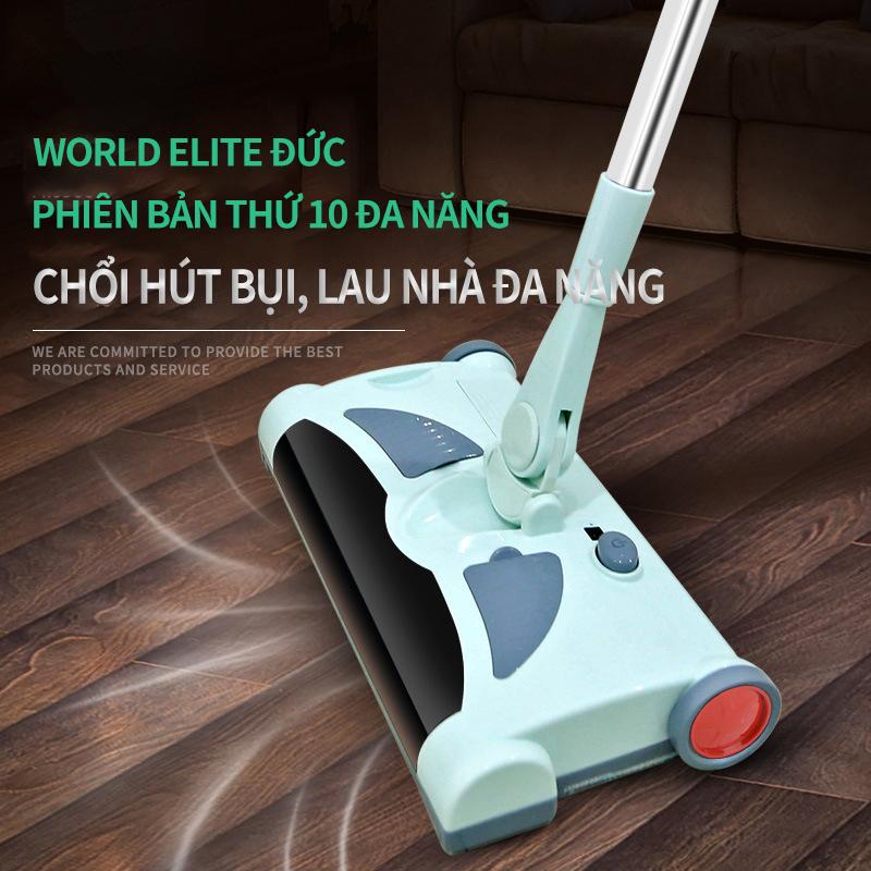 Máy quét nhà, máy hút bụi gia đình cầm tay không dây