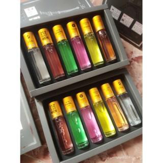 Sét 6 chai mẫu thử nước hoa 6ml - Set 6 chai nước hoa mini - Quà tặng-Set 6 Chai Nước Hoa - Combo 6 lọ nước hoa - dụng cụ làm đẹp - quà tặng tình yêu - nước hoa thơm lâu - nước hoa cao cấp - nước hoa nam nữ cao cấp 2