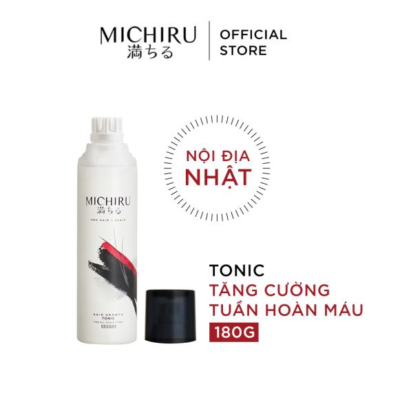 Tonic MICHIRU tăng cường tuần hoàn máu 130g giá rẻ