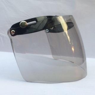 Kính mũ 3 4- kính thẳng úp mặt mũ 3 4- kính che mưa mũ 3 4- Hoanstore thumbnail